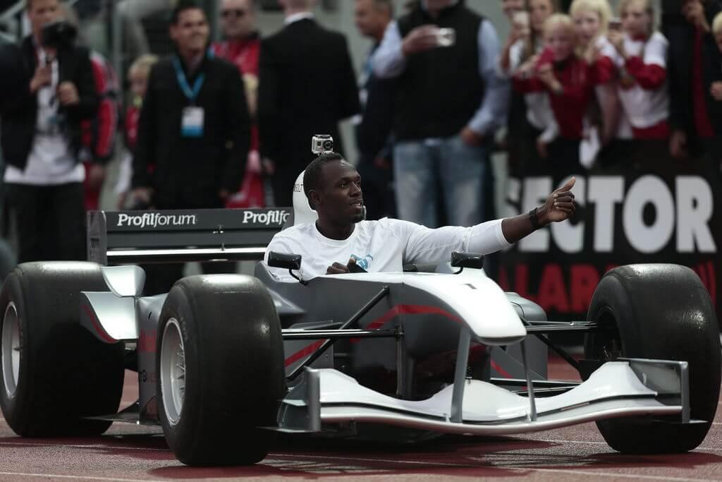 Στην Formula 1 ο Μπολτ!   to10.gr