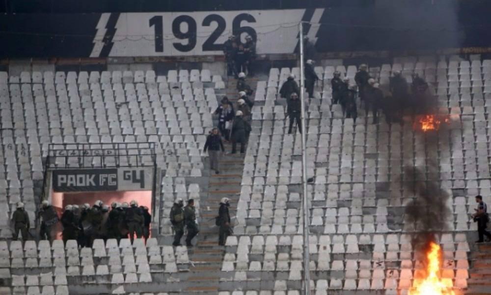 Καταδίκη σε 11 οπαδούς του ΠΑΟΚ | to10.gr
