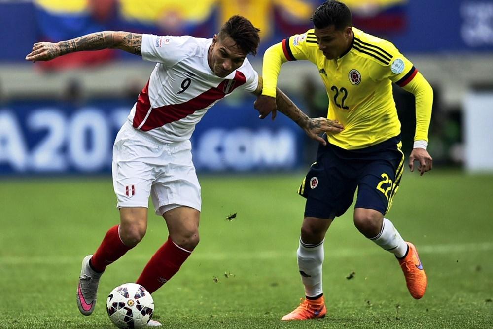 Έρευνα της FIFA για το Περού-Κολομβία! | to10.gr