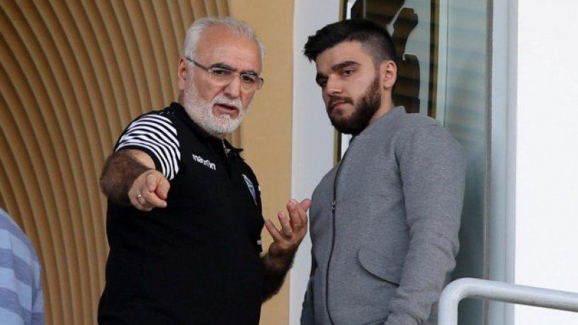 """Ερωτευμένος με τη… νέα """"Τούμπα"""" ο Σαββίδης! (pics)   to10.gr"""