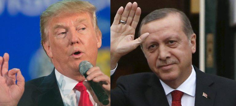 Τραμπ – Ερντογάν: H έκρυθμη κατάσταση σε Λιβύη και Συρία στο επίκεντρο τηλεφωνικής συνομιλίας   to10.gr