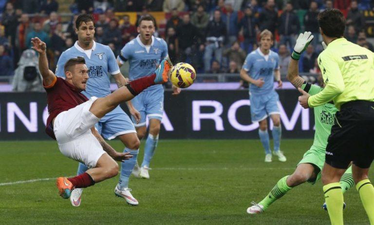 Ο Τότι θυμάται το καλύτερο γκολ του σε ντέρμπι Ρόμα-Λάτσιο (vid)   to10.gr