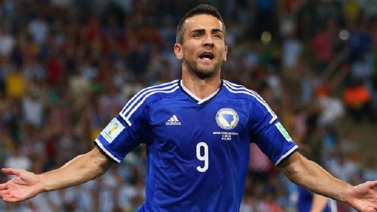 Ο Ιμπίσεβιτς ανακοίνωσε το τέλος από την Εθνική Βοσνίας   to10.gr