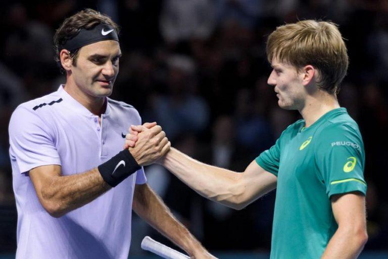 Τένις : Αποκλείστηκε ο Φέντερερ από τον Γκοφίν | to10.gr