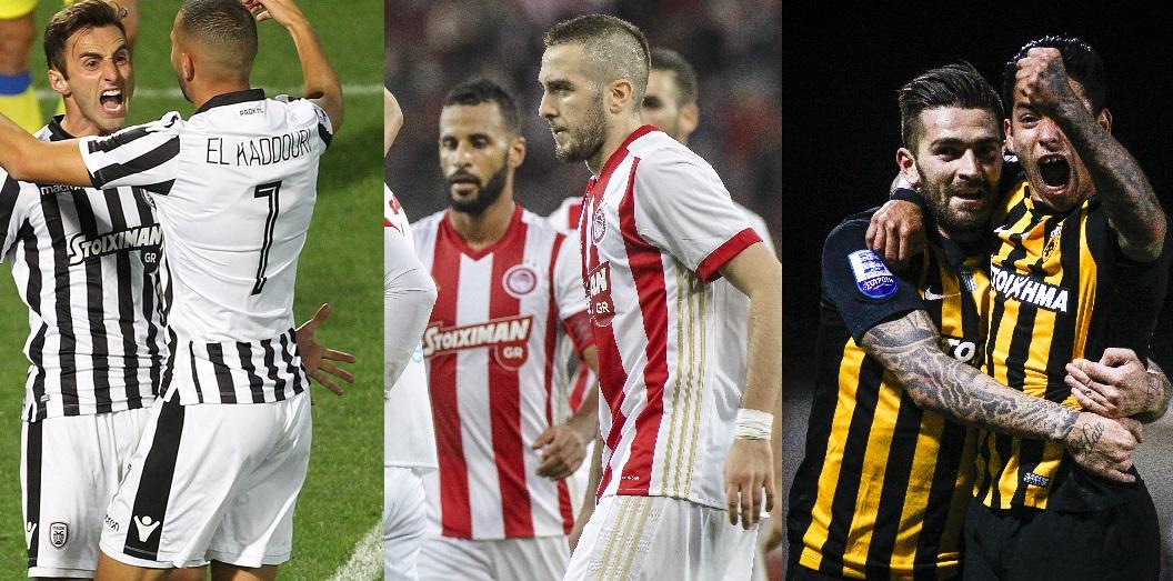 Superleague : Αυτό το πρωτάθλημα ποιος θα το πάρει | to10.gr