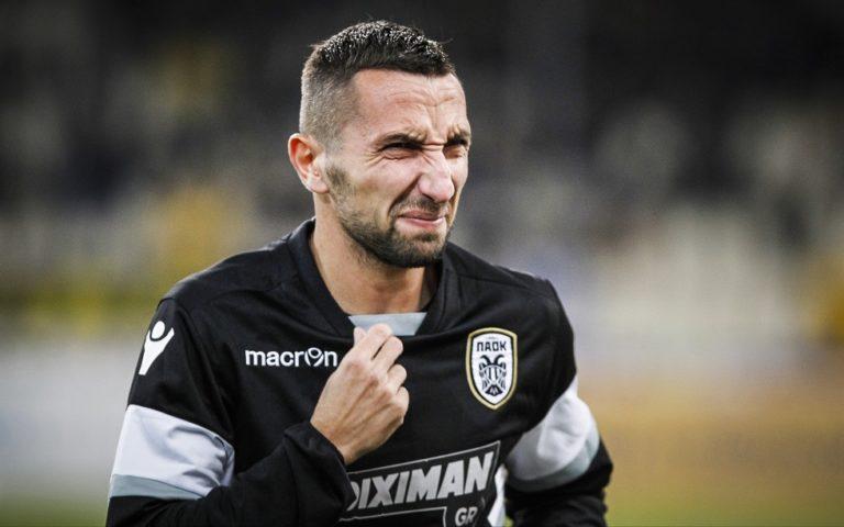Μάριν Λέοβατς, ο «Βύντρα» του ΠΑΟΚ   to10.gr