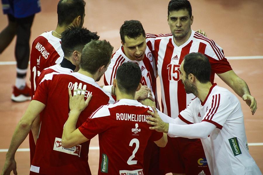 Τουρ – Ολυμπιακός 3-0 (3-1 στο χρυσό σετ) | to10.gr