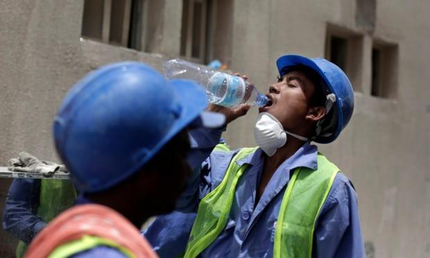 Το Μουντιάλ του Κατάρ θα γίνει στις πλάτες σύγχρονων δούλων! (pics, vids) | to10.gr