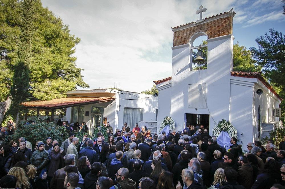 Το τελευταίο αντίο στον Τζίμη Πανούση | to10.gr