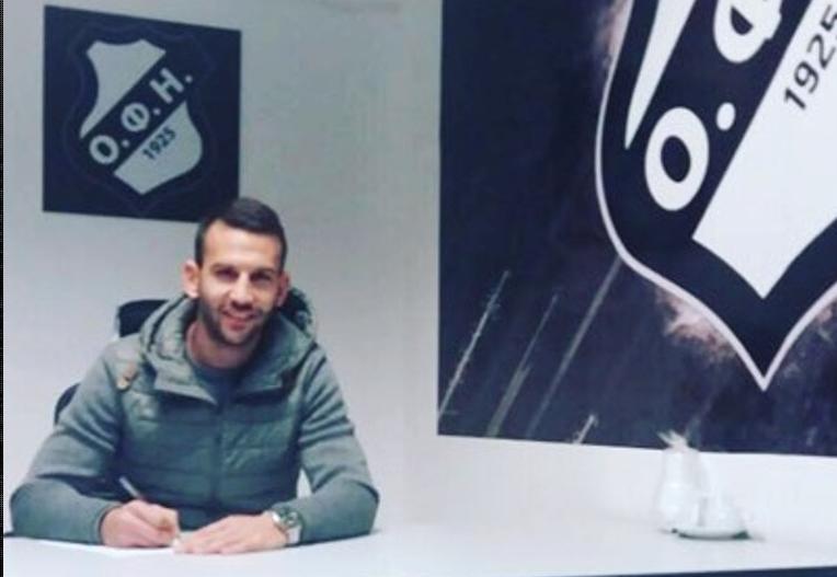 ΟΦΗ : «Να βοηθήσω την ομάδα να επιστρέψει εκεί που ανήκει» είπε ο Αργυρόπουλος | to10.gr