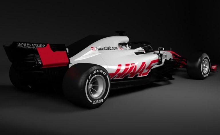 Πάρτε μια γεύση από την Haas F1 για το 2018 (vid)   to10.gr