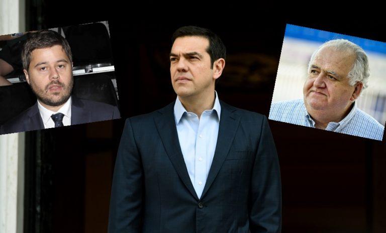 Η συνάντηση Μάκη Γκαγκάτση-Χριστοβασίλη στο «Μακεδονία Palace» με μάρτυρα τον Τσίπρα   to10.gr