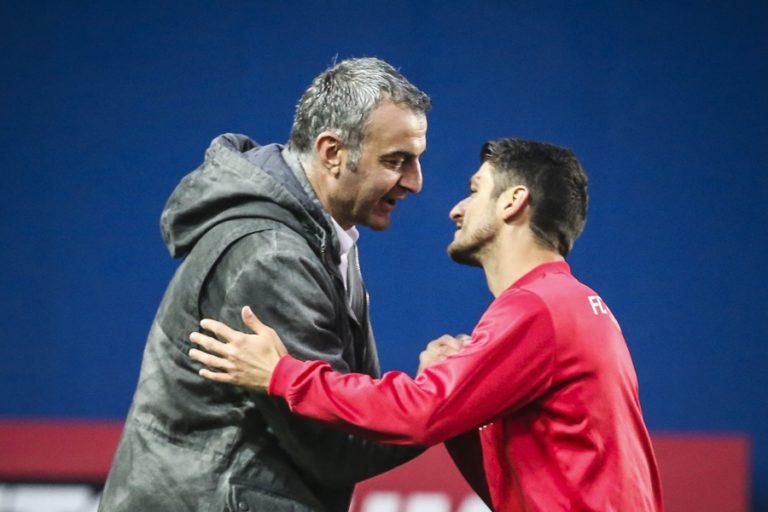 Δέλλας : «Ελέγχαμε πλήρως το ματς, βοήθησε πολύ ο Μάζουρεκ» | to10.gr