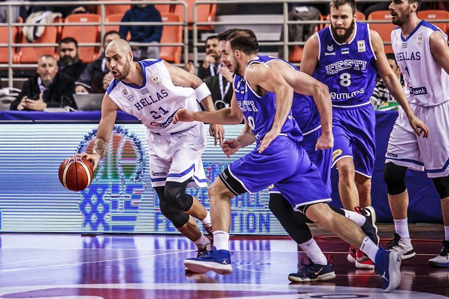Ελλάδα – Εσθονία 87-75 | to10.gr