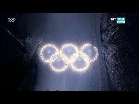 1200 drones, πρωταγωνίστησαν στην τελετή έναρξης των Χειμερινών Ολυμπιακών (pics/vid) | to10.gr