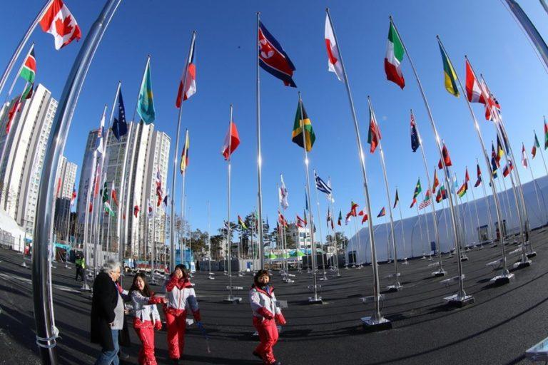 Νέο ρεκόρ συμμετοχής στους χειμερινούς Ολυμπιακούς της Πιονγκτσάνγκ   to10.gr