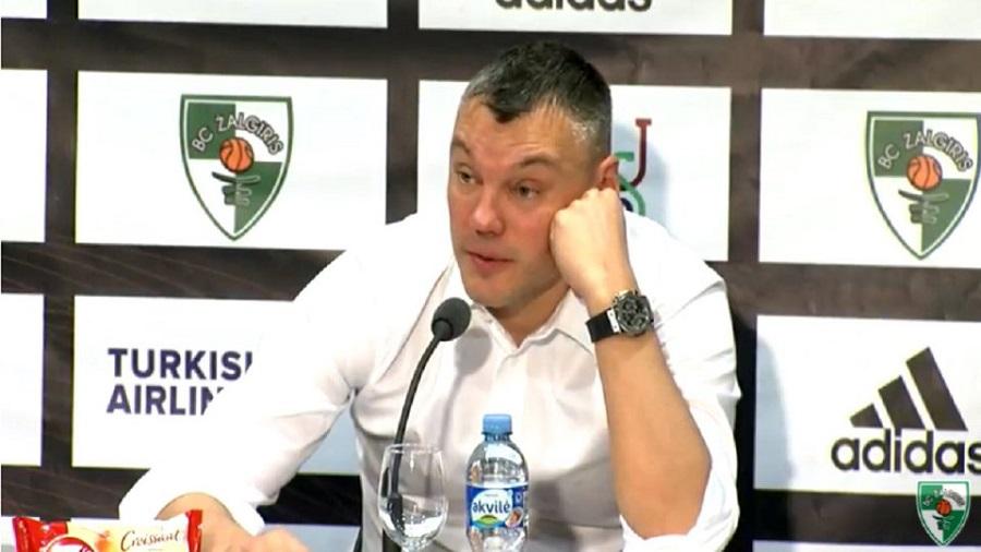 Γιασικεβίτσιους: «Ομάδα με νοοτροπία πρωταθλητή ο Ολυμπιακός» | to10.gr