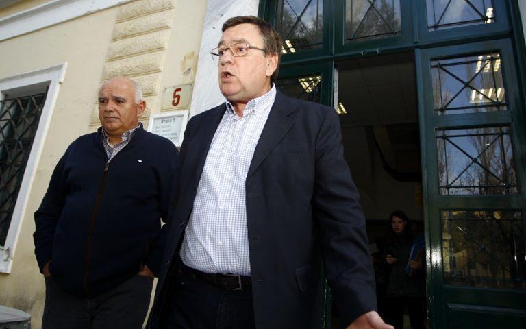 Μαλάτος : «Ο νόμος λέει φυλάκιση μέχρι και 5 χρόνια για τον Σαββίδη»   to10.gr