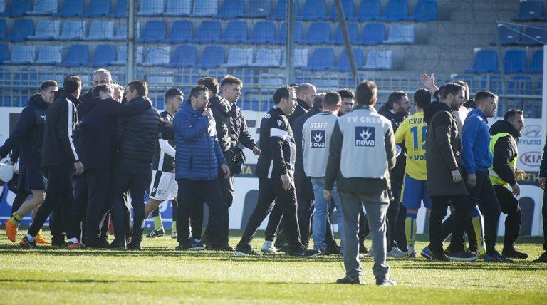 Σε απολογία ο φροντιστής του ΠΑΟΚ για τα όσα έγιναν στην Τρίπολη | to10.gr