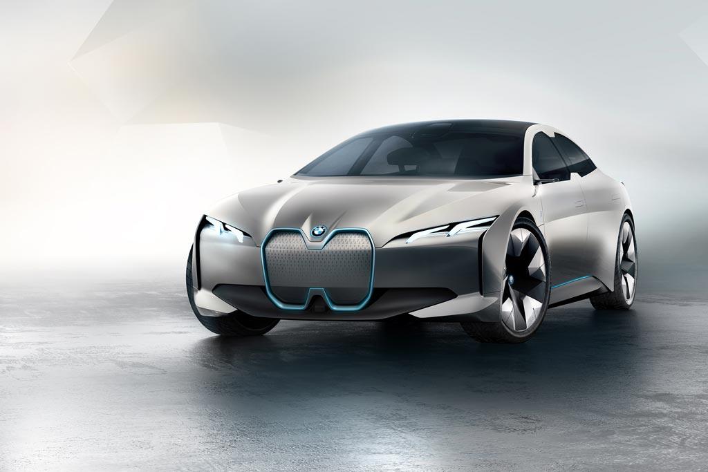 To BMW i4 στην παραγωγή | to10.gr