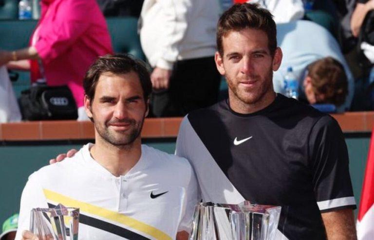 Τένις : Τα συγχαρητήρια του Φέντερερ στον Ντελ Πότρο | to10.gr
