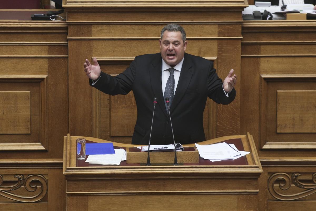 Καμμένος: Ουδέποτε ανέφερα ότι η κυβέρνηση έλαβε χρήματα από τον Σόρος | to10.gr