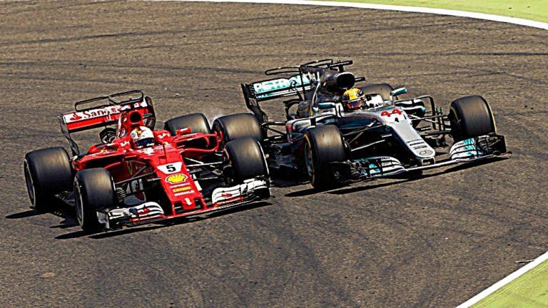 Εύσημα Χάμιλτον στις Ferrari | to10.gr