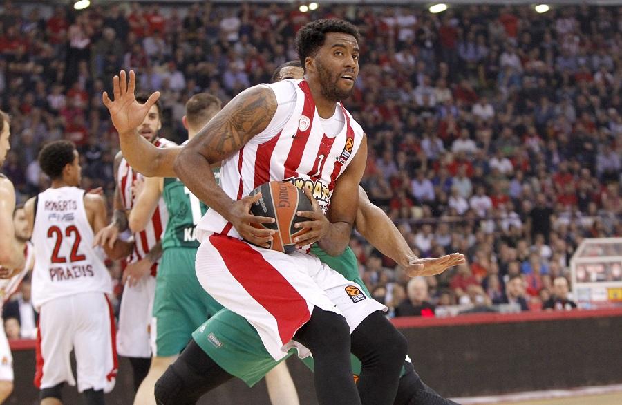 ΜακΛιν: «Περήφανος που είμαι στον Ολυμπιακό» | to10.gr