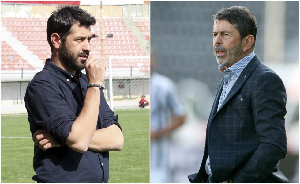 Το ενδιαφέρον για πατέρα και γιο Πετράκη και η πιθανή συνύπαρξη στη Σούπερ Λίγκα! | to10.gr