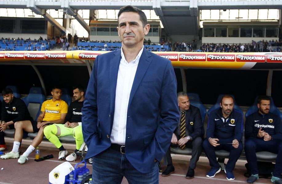Χιμένεθ: «Παίξαμε το καλύτερο ποδόσφαιρο και είμαστε άξιοι πρωταθλητές»   to10.gr