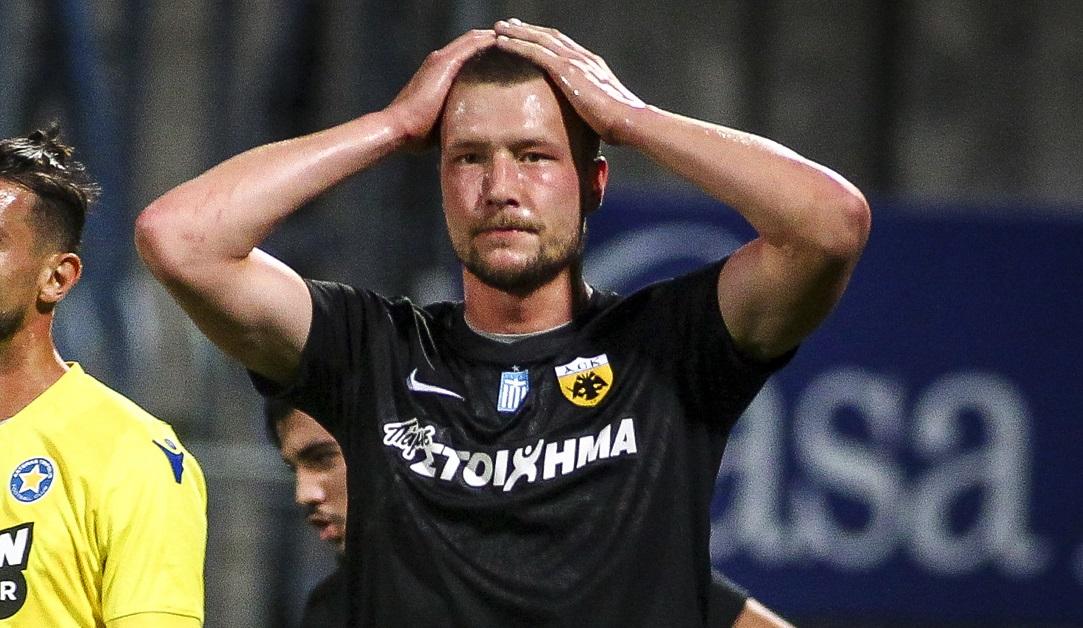 Τέλος ο Γιόχανσον απο την ΑΕΚ | to10.gr