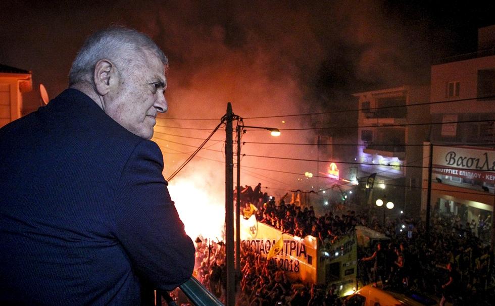 Μελισσανίδης : «Νιώθω όπως όλος ο κόσμος, να μην κάνουμε υπερβολές»   to10.gr