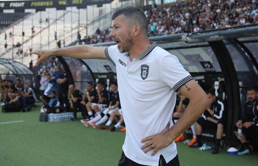 Πάμπλο Γκαρσία : «Ο ΠΑΟΚ καλύτερος της ΑΕΚ και ατομικά και ομαδικά» | to10.gr
