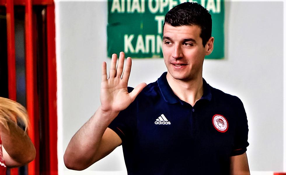 Ψηλά στη λίστα του Ολυμπιακού ο Παντελάκης | to10.gr