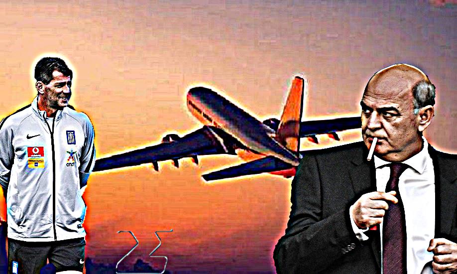 Η πτήση της… εξυγίανσης και οι καρέκλες του Σκίμπε | to10.gr