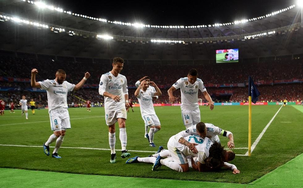 Τα γκολ του θριάμβου της Ρεάλ Μαδρίτης (vids) | to10.gr
