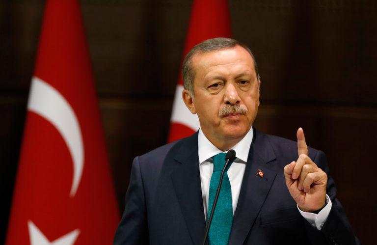 Με «αγκάθια» στρώνει ο Ερντογάν το έδαφος για τις διερευνητικές επαφές | to10.gr
