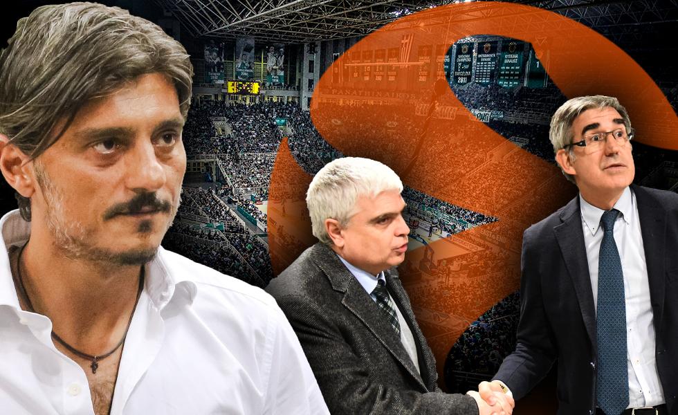 Η Euroleague ανοίγει πειθαρχική διαδικασία για τις καταγγελίες Γιαννακόπουλου | to10.gr