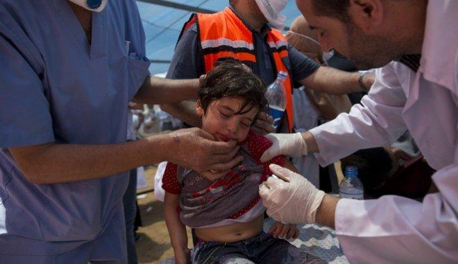 Βρέφος 8 μηνών ανάμεσα στους δολοφονημένους Παλαιστίνιους   to10.gr