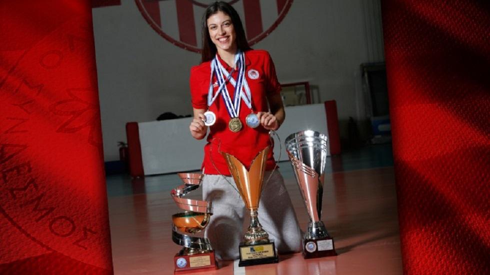 Ολυμπιακός: Παρελθόν η Χαρά Παπαδοπούλου | to10.gr