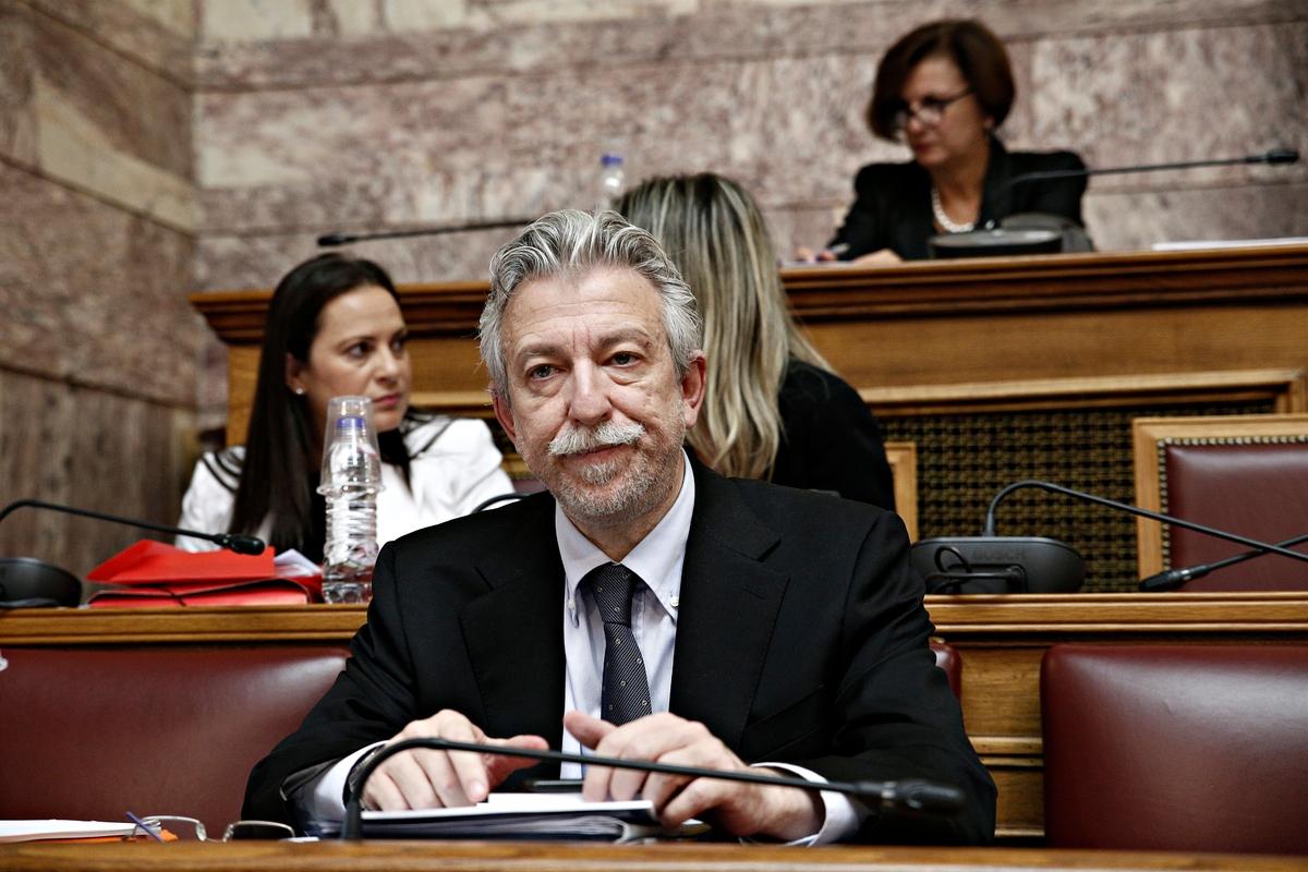 Δεκτή έκανε ο Σταύρος Κοντονής την παραίτηση Σακελλαρίου   to10.gr