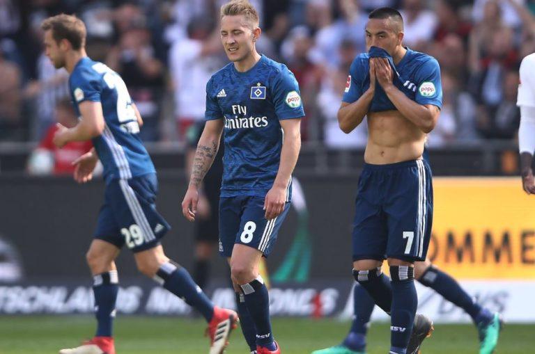 Άιντραχτ – Αμβούργο 3-0 | to10.gr