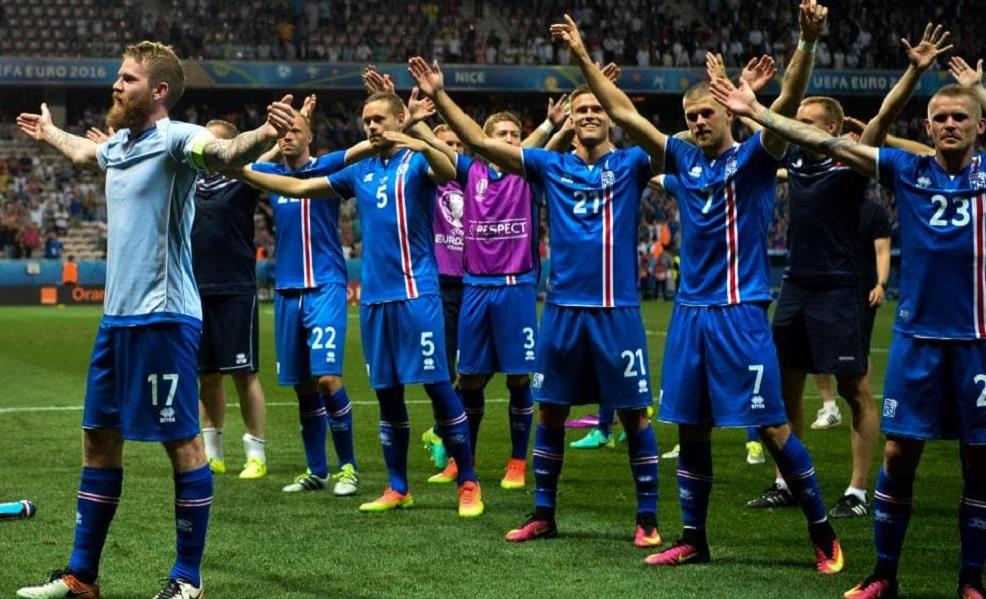 Η αποστολή της Ισλανδίας για το Μουντιάλ (vid) | to10.gr