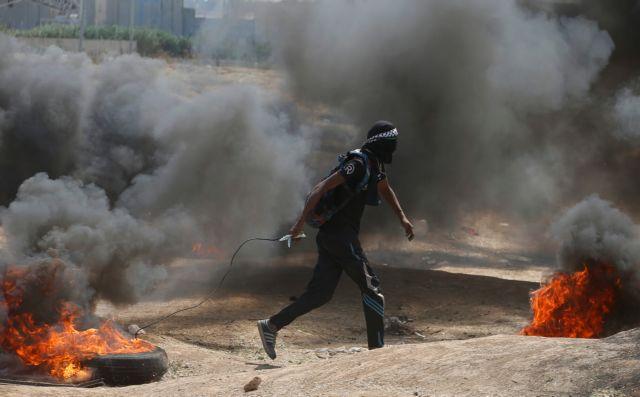 Έξι Παλαιστίνιοι νεκροί από ισραηλινά πυρά στη Λωρίδα της Γάζας   to10.gr