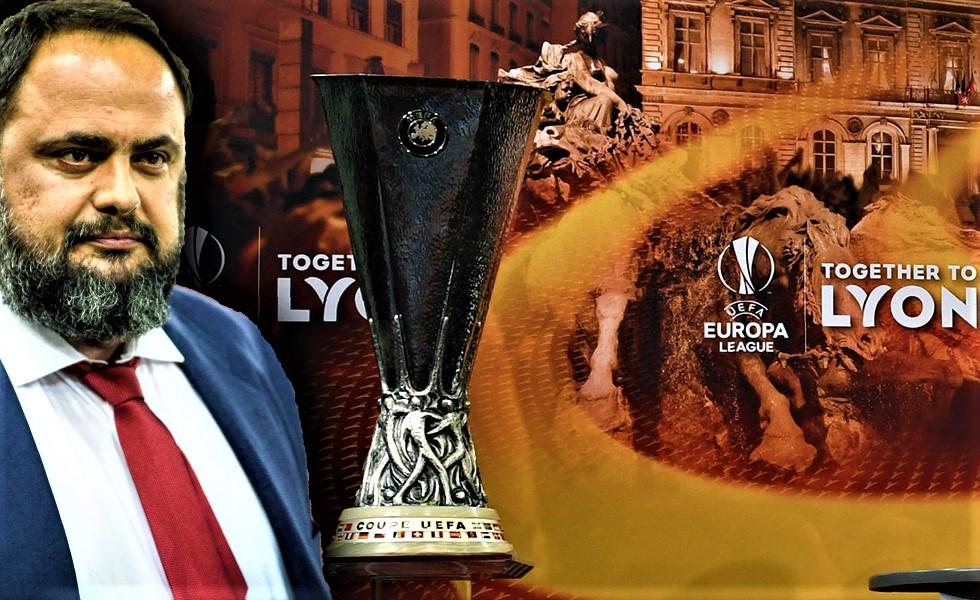 Στον τελικό του Europa League ο Βαγγέλης Μαρινάκης! | to10.gr