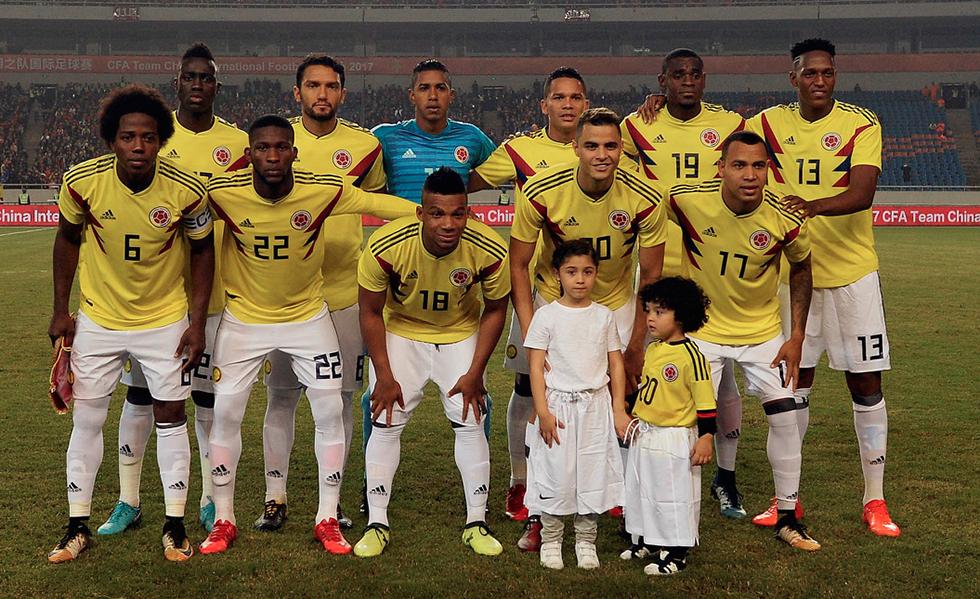 Χωρίς Πάρντο η προεπιλογή της Κολομβίας | to10.gr