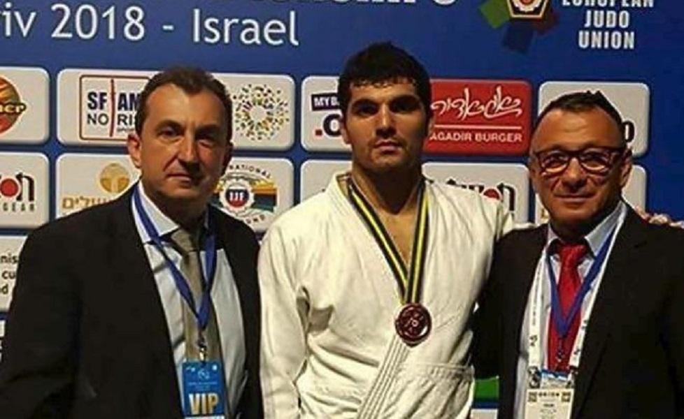 Ο Τσελίδης κατέκτησε το χάλκινο μετάλλιο στο Χοχότ | to10.gr