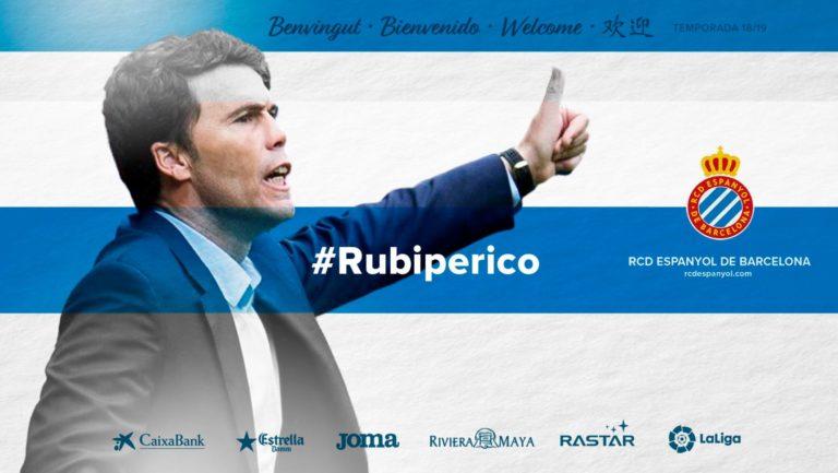 Προπονητής της Εσπανιόλ ο Ρούμπι   to10.gr