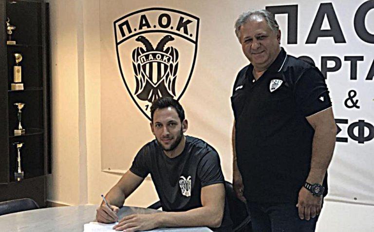 Στον ΠΑΟΚ ο πρώην ερυθρόλευκος Κωστακίδης | to10.gr