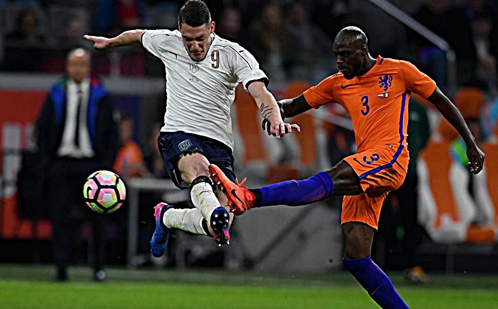Ιταλία – Ολλανδία 1-1 | to10.gr